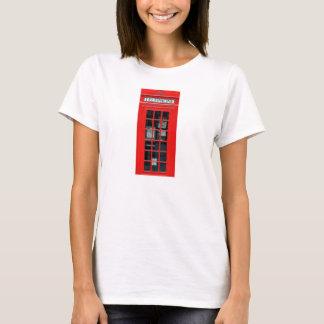 London Phone Booth T-Shirt