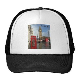 London Phone box & Big Ben (St.K) Cap