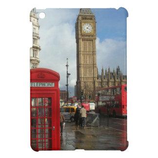 London Phone box & Big Ben (St.K) iPad Mini Cover