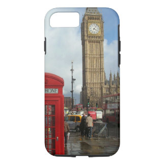 London Phone box & Big Ben (St.K) iPhone 8/7 Case