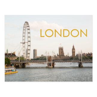 London Photo Postcard