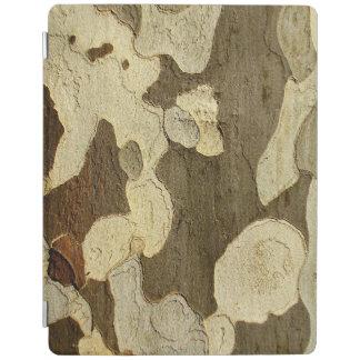 London Plane Tree Bark iPad Cover