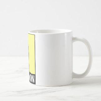 London Postcard Style Design Coffee Mug