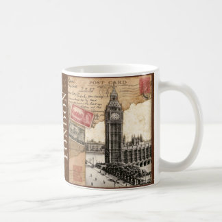 London Postmark Mug