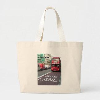 London Red Bus (St.K) Tote Bag