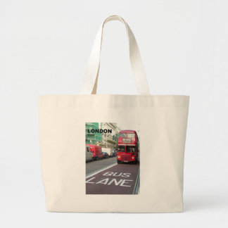 London Red Bus (St.K) Tote Bag