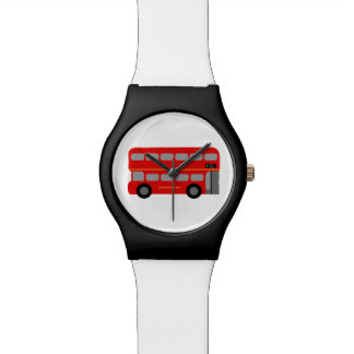 London Red Bus Watch