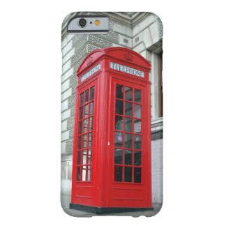London Red Phone Box iPhone 6 Cover