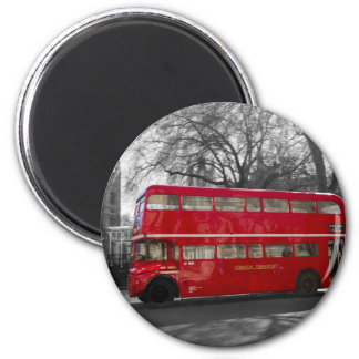 London Red Routemaster Bus Refrigerator Magnet