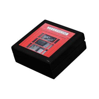 London Red Telephone Box