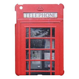 London Red Telephone Box iPad Mini Case