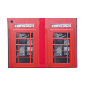 London Red Telephone Box iPad Mini Cover