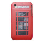 London Red Telephone Box iPhone 3 Cover