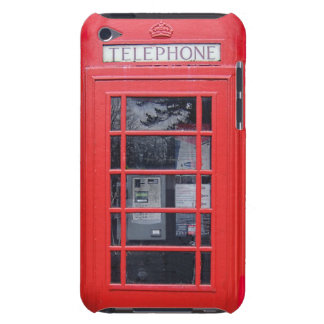 London Red Telephone Box iPod Case-Mate Case