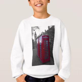 London Red Telephone box Sweatshirt