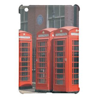London Red Telephone Boxes iPad Mini Case