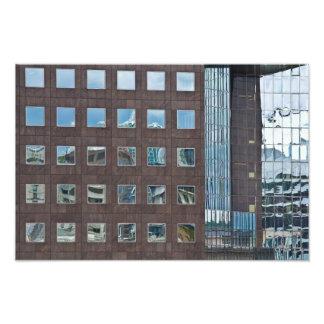 London reflections art photo