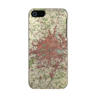London Region Map Incipio Feather® Shine iPhone 5 Case
