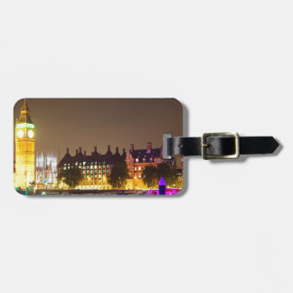 London River Boats - Photography Luggage Tag