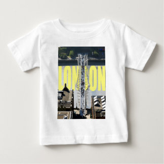 London River Thames Baby T-Shirt