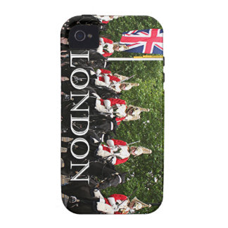 London: Royal Household Cavalry iPhone 4/4S Case