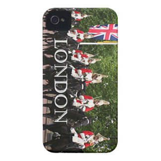 London: Royal Household Cavalry iPhone 4 Cover