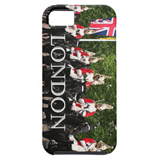 London: Royal Household Cavalry iPhone 5 Covers
