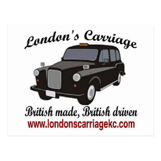 London s Carriage Post Cards