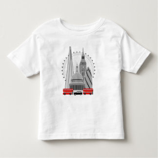 London Sights Toddler T-Shirt