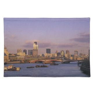 London Skyline 2 Placemat