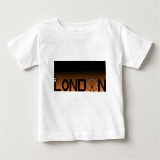London skyline baby T-Shirt