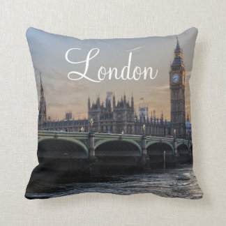 London Skyline Cushion