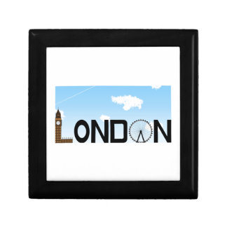 London Skyline Daytime Gift Box