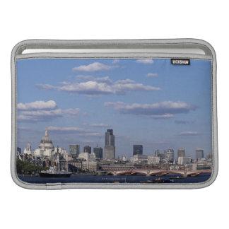 London Skyline MacBook Sleeve