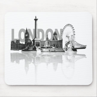London Skyline Mouse Mat