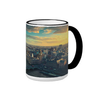 London skyline mugs
