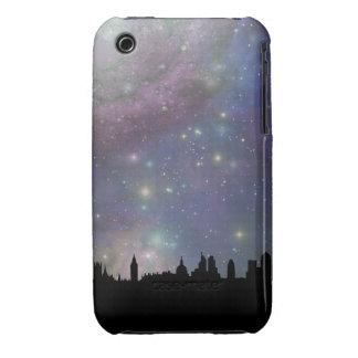 London skyline silhouette cityscape iPhone 3 Case-Mate case