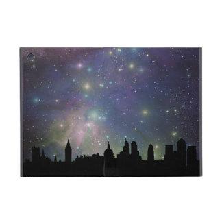 London skyline silhouette cityscape case for iPad mini