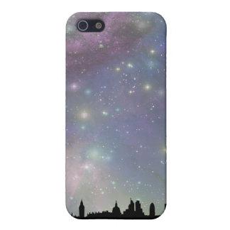 London skyline silhouette cityscape iPhone 5/5S case