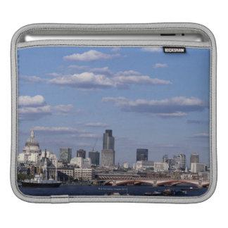 London Skyline Sleeve For iPads