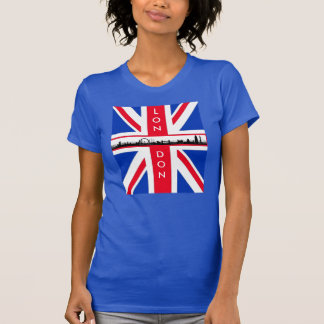 London Skyline Union Jack Shirt