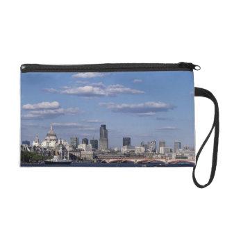 London Skyline Wristlet