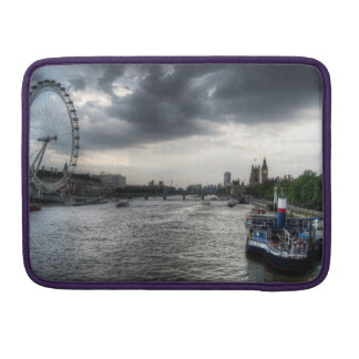 London Sleeve For MacBook Pro