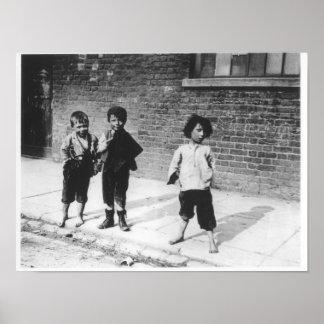 London Slums Posters