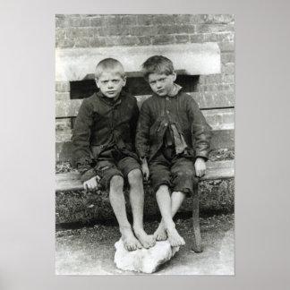 London Slums, The Boys Poster