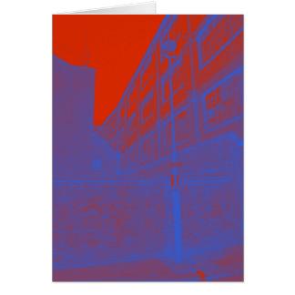 London Soho (no message) Card