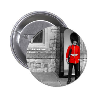 London Soldier Parade button