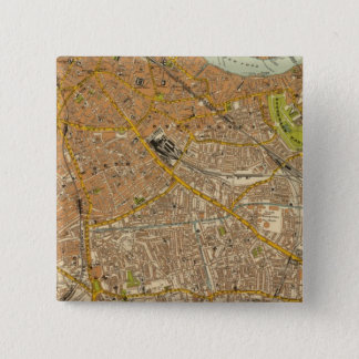 London Southeast 15 Cm Square Badge