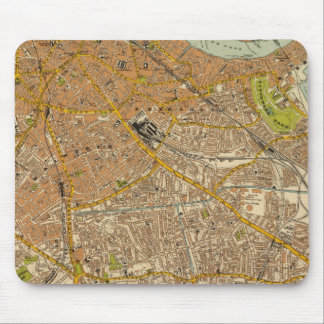 London Southeast Mouse Mat
