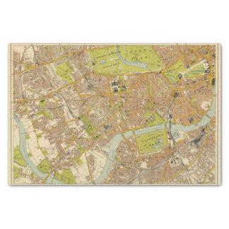 London Southwest Tissue Paper